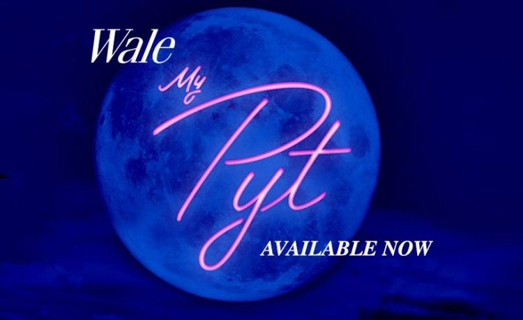 """My P.Y.T."" Art via Wale Twitter"