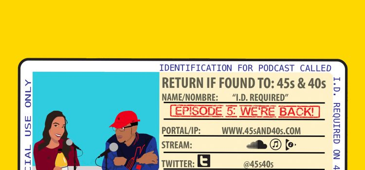 Podcast Episode 5 Logo
