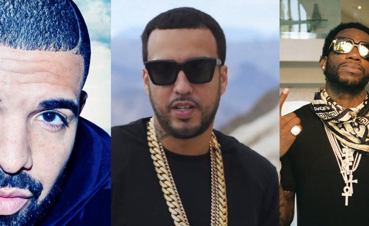 New Hip Hop Featuring French Montana Drake Gucci Mane And More